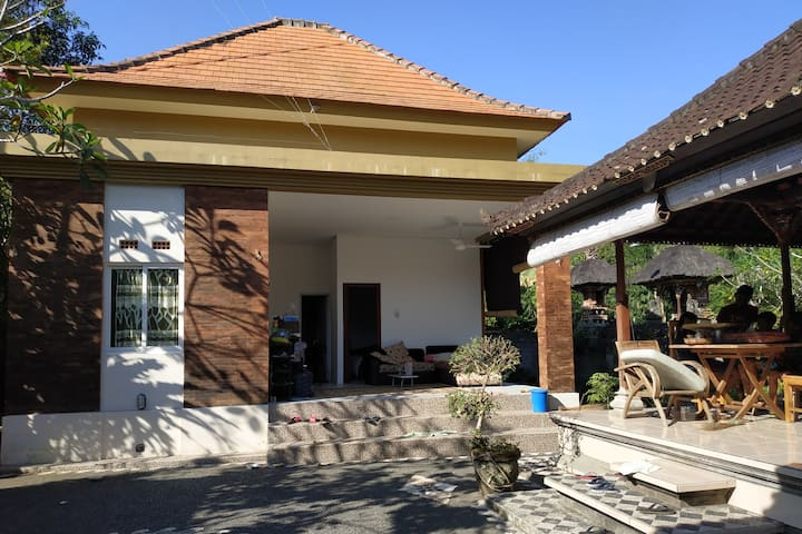 Getaway Bali Authentic Rural Home Stay