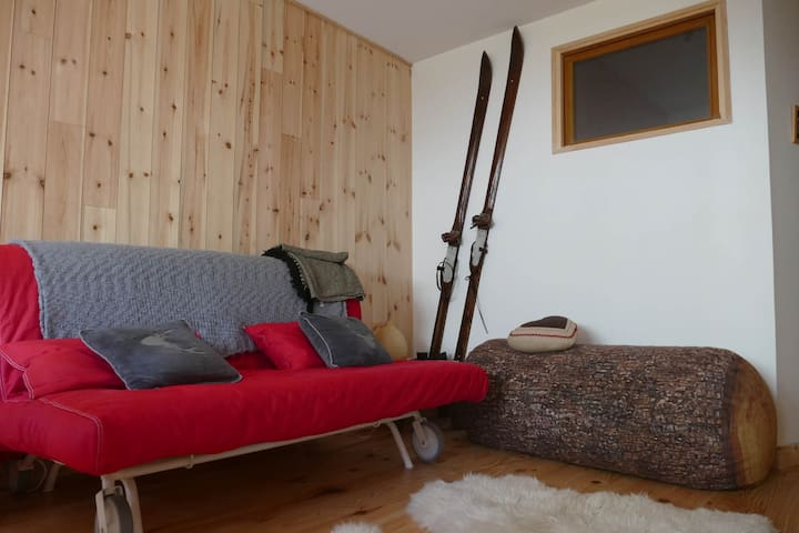 Chalet-Apartment 7-11 pers La Gardiole 200m from the ski lifts of Serre-Chevalier Alps - Saint-Chaffrey - Daire