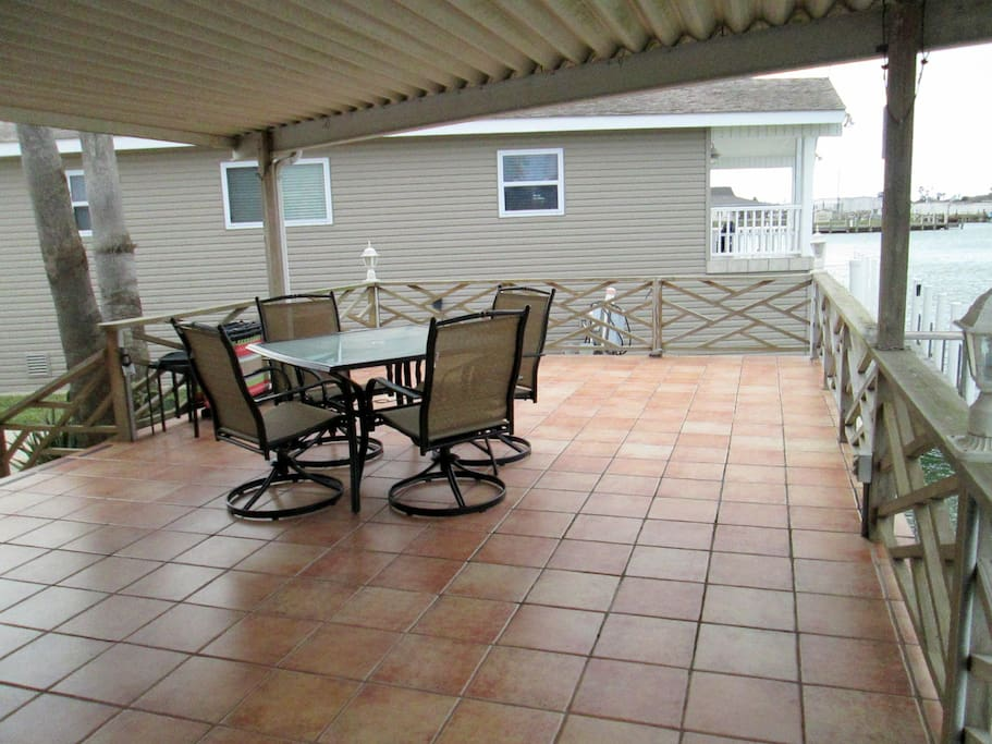 View 1 of Wrap-around Deck