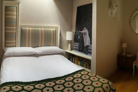 Charming B&B at the Gran Sasso Mountain - Room 1 - Farindola - 住宿加早餐