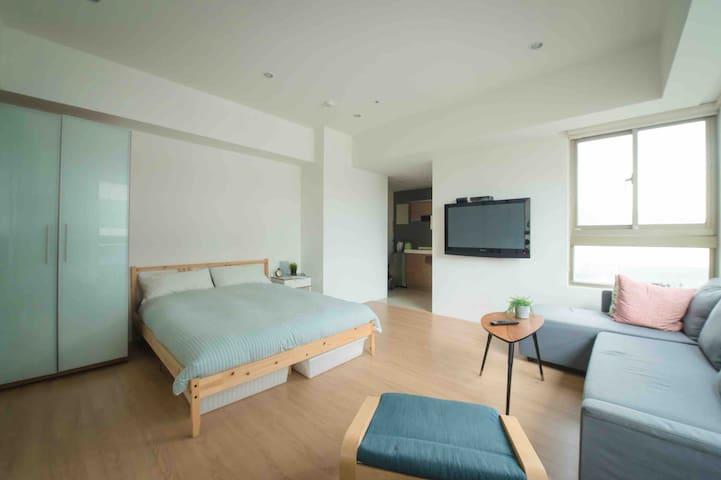 Espace chambre à coucher