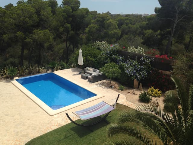 Villa with private pool and garden - Cala Figuera Santanyi - Villa