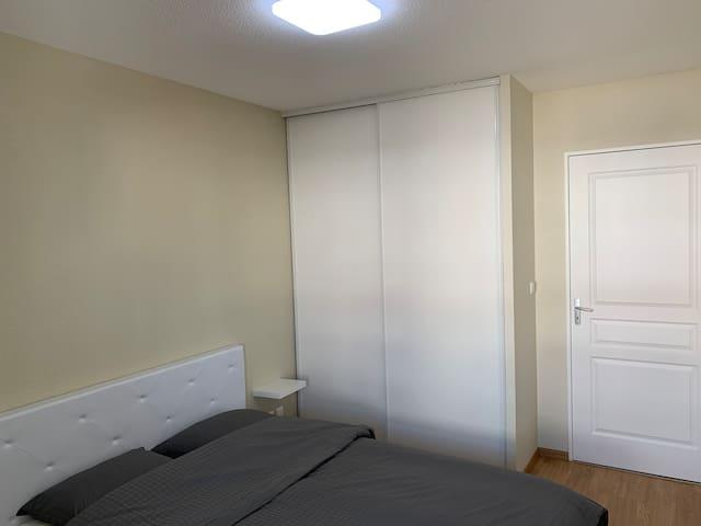 Chambre lit 2 places