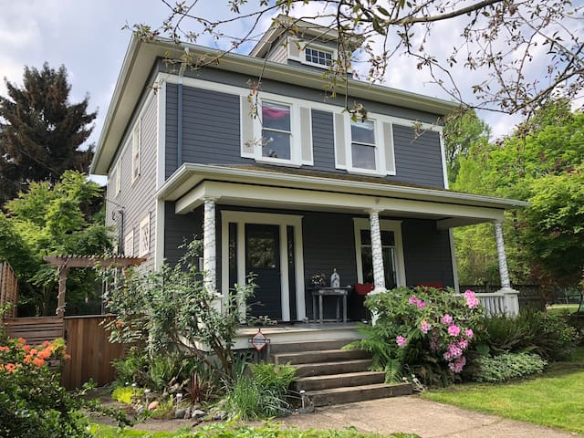 Unique Sellwood  Home