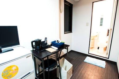 #9 銀座/築地エリア WiFi完備 ディズニーへも電車1本 - Chūō-ku - Apartment