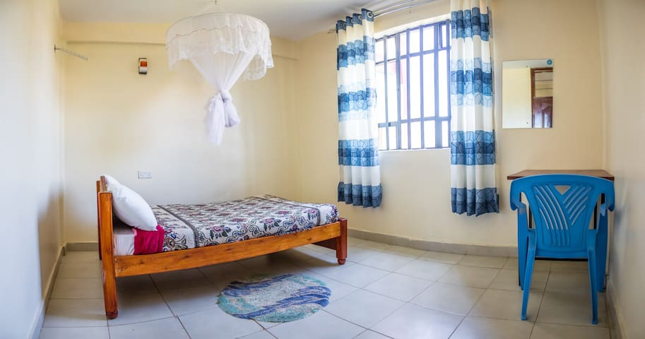 Affordable rooms to spend the night in Kisumu CIty