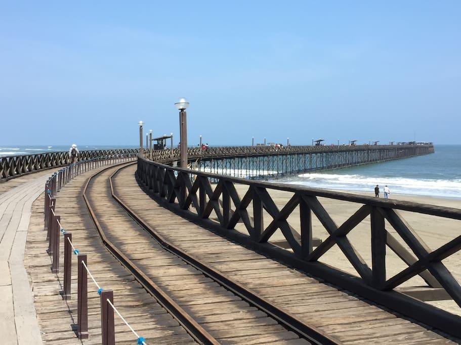 The Pier of Pimentel