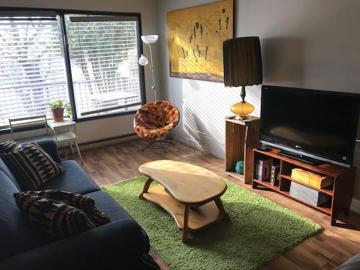 Retro Downtown Suite