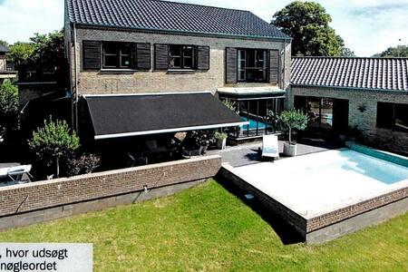 Smuk liebhaverbolig/Charlottenlund - Charlottenlund - Huis