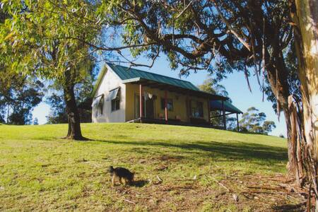 Tilba Waterfront Cottages