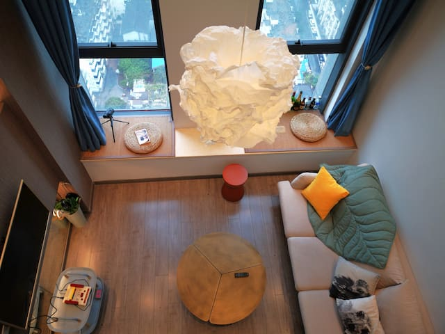 紫外线除菌环境 苏州唯一古董主题公寓 观日出白鹭 品古城风貌 地铁10分钟达观前 17分钟达苏州站