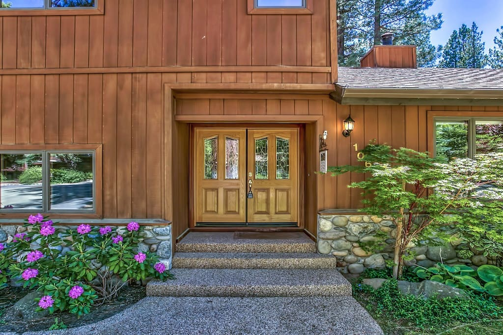 Easy Access to Tiller Lodge