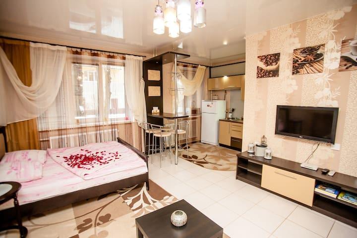 Квартира - студия на Суворова 19