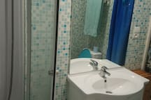 La salle de bain, RDC.