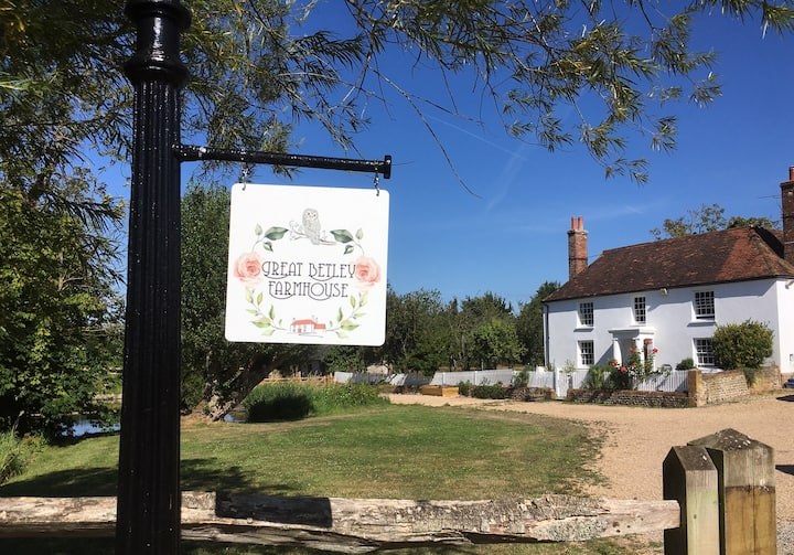 Farmhouse B&B - Orchard View Room