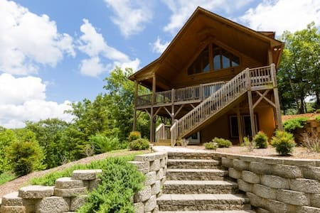 Almost Heaven - Carolina Properties - Lake Lure - Kulübe