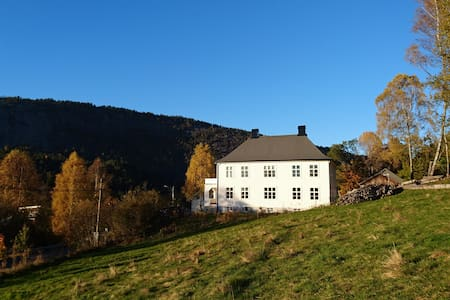 Villa/cabin in beautiful nature. - Åmli