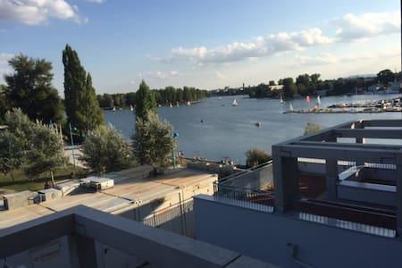 Modern Studio near City and stunning lake view! - Vienna