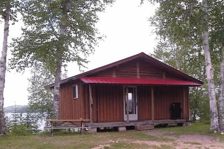 Whitefish Lodge - Loon Cabin