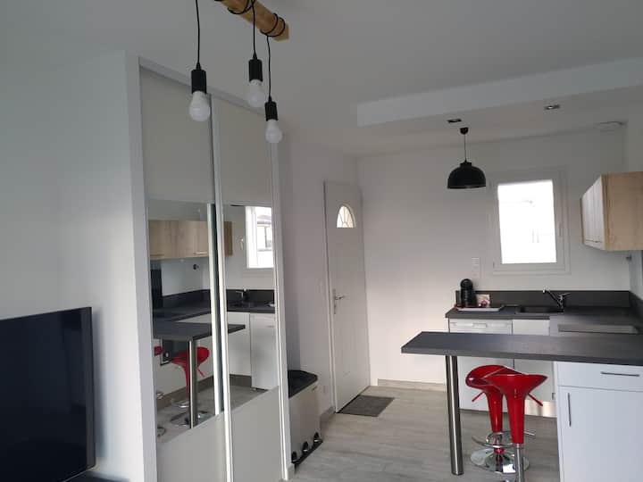 Appartement neuf! Calme et confort proche Toulouse