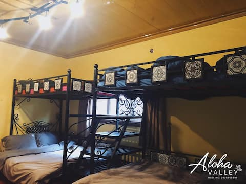 Twin Bungalow GT Homestay Soc Son - Aloha Valley
