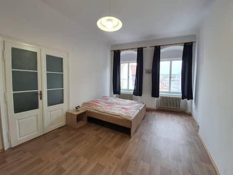 Ubytování v centru Strakonic