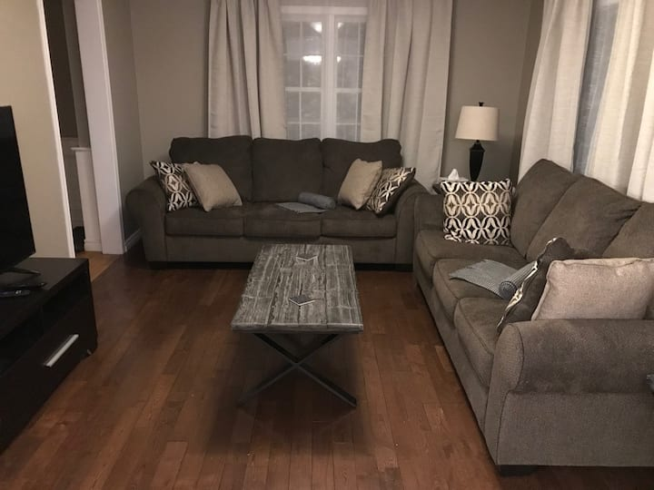 Renovated 3 Bedroom home with new amenities