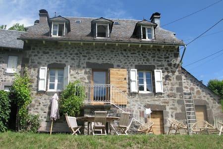 Maison de charme PUY MARY - Mandailles-Saint-Julien