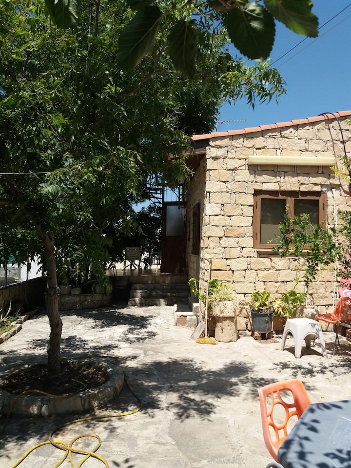 Pafos vilage fotinis house