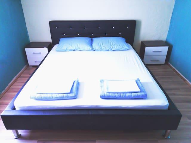 Spacious apartment in Becici