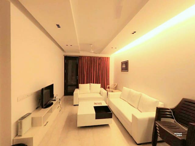 Luxurious, well-equipped loft in GK 2, South Delhi - Neu-Delhi - Wohnung