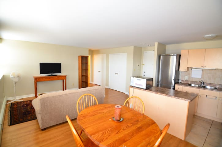 Clean & Simple 1 Bdrm Apartment - Toronto - Huoneisto