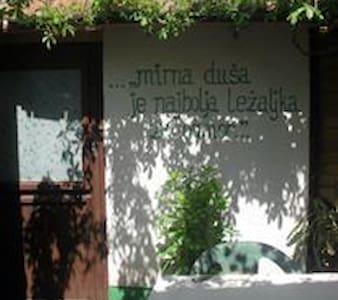 Green Apartment Jelena - Vrdnik - Apartemen