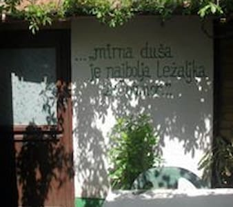 Green Apartment Jelena - Vrdnik