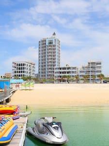 Chatan Okinawa! Beach front Apt!! - Wohnung