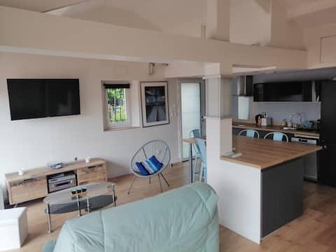 Appartement  au calme spacieux  et lumineux