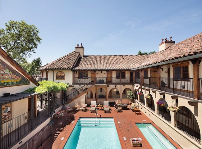 Boutique Hotel Unlike Any Other in Wine Country