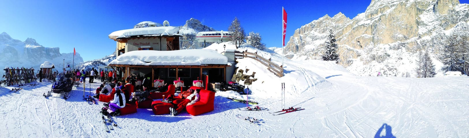RIFUGIO COL PRADAT a 2030 CAMERA COMFORT - Colfosco - Bed & Breakfast