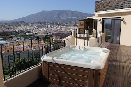 Luxury Penthouse  for rent Fuengirola, Spain