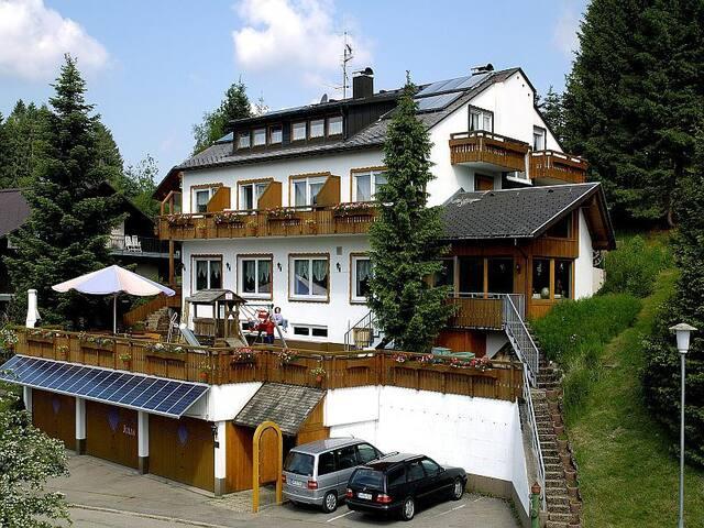 Appart Hotel Julia, (Schönwald), Appartment mit WC und Dusche