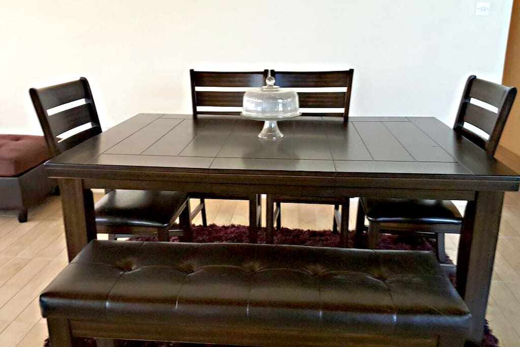 Dining Table/area