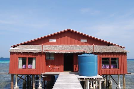Water Front Villa in Private Island - Gizo - Insel
