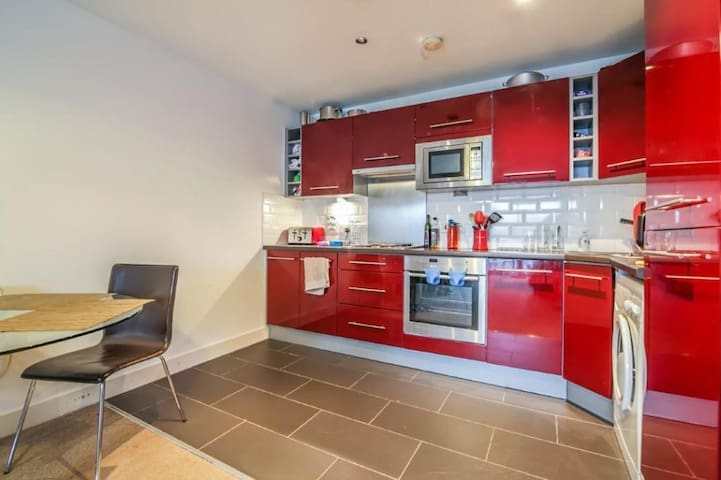 Nice Kitchen for your home away from home