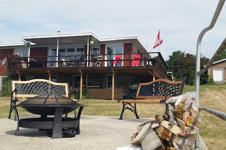 Kingston Waterfront Vacation Home - Kingston - House