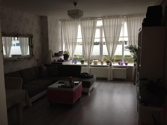 Big appartment with beautifull garden! - Amstelveen - Daire