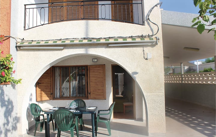 Nice home in Mazarrón with WiFi and 3 Bedrooms