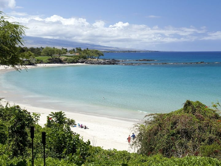 Mauna Kea Resort Access - 3 BR 3BA Oceanview Big Island Condo