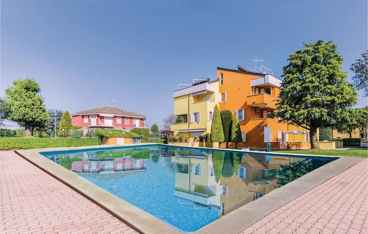 Holiday apartment with 1 bedroom on 60m² in Lugana di Sirmione BS