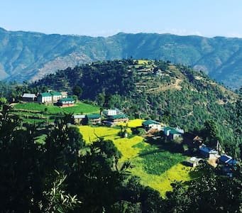 Lama Land Organic Farm and Home Stay