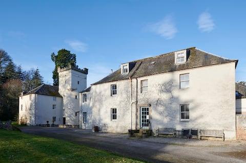 Fraser Apartment Moniack Castle